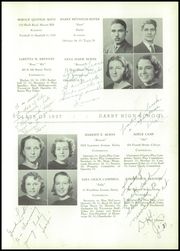 Page 17, 1937 Edition, Darby High School - Yearbook (Darby, PA) online yearbook collection