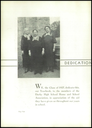 Page 8, 1937 Edition, Darby High School - Yearbook (Darby, PA) online yearbook collection