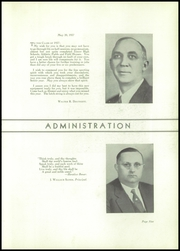 Page 9, 1937 Edition, Darby High School - Yearbook (Darby, PA) online yearbook collection