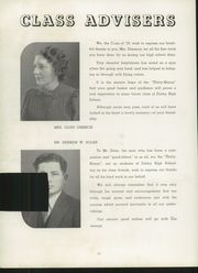 Page 12, 1939 Edition, Darby High School - Yearbook (Darby, PA) online yearbook collection