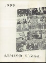 Page 13, 1939 Edition, Darby High School - Yearbook (Darby, PA) online yearbook collection