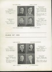 Page 14, 1939 Edition, Darby High School - Yearbook (Darby, PA) online yearbook collection