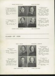 Page 16, 1939 Edition, Darby High School - Yearbook (Darby, PA) online yearbook collection