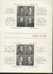 Page 17, 1939 Edition, Darby High School - Yearbook (Darby, PA) online yearbook collection