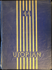 Page 1, 1944 Edition, Union High School - Utopian Yearbook (New Castle, PA) online yearbook collection