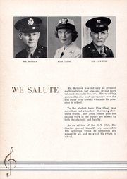 Page 10, 1944 Edition, Union High School - Utopian Yearbook (New Castle, PA) online yearbook collection