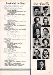 Page 13, 1944 Edition, Union High School - Utopian Yearbook (New Castle, PA) online yearbook collection