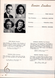 Page 16, 1944 Edition, Union High School - Utopian Yearbook (New Castle, PA) online yearbook collection