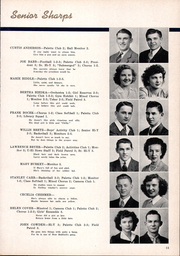 Page 17, 1944 Edition, Union High School - Utopian Yearbook (New Castle, PA) online yearbook collection