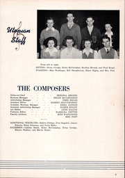 Page 9, 1944 Edition, Union High School - Utopian Yearbook (New Castle, PA) online yearbook collection
