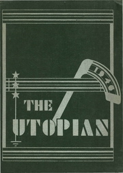 1946 Edition, Union High School - Utopian Yearbook (New Castle, PA)