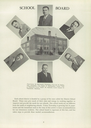 Page 9, 1951 Edition, Union High School - Utopian Yearbook (New Castle, PA) online yearbook collection