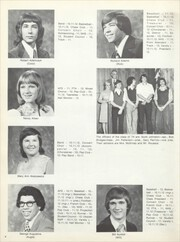 Page 12, 1974 Edition, Union High School - Utopian Yearbook (New Castle, PA) online yearbook collection