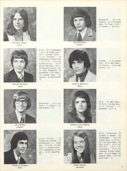 Page 13, 1974 Edition, Union High School - Utopian Yearbook (New Castle, PA) online yearbook collection