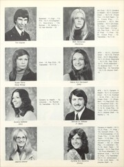 Page 15, 1974 Edition, Union High School - Utopian Yearbook (New Castle, PA) online yearbook collection