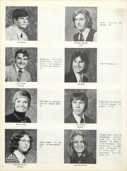 Page 16, 1974 Edition, Union High School - Utopian Yearbook (New Castle, PA) online yearbook collection