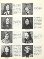 Page 17, 1974 Edition, Union High School - Utopian Yearbook (New Castle, PA) online yearbook collection