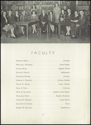 Page 15, 1947 Edition, Ridley Park High School - Retrospect Yearbook (Ridley Park, PA) online yearbook collection