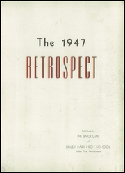Page 7, 1947 Edition, Ridley Park High School - Retrospect Yearbook (Ridley Park, PA) online yearbook collection