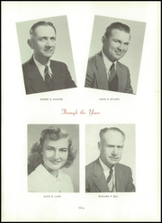 Page 13, 1951 Edition, Ridley Park High School - Retrospect Yearbook (Ridley Park, PA) online yearbook collection