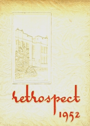 Ridley Park High School - Retrospect Yearbook (Ridley Park, PA) online yearbook collection, 1952 Edition, Page 1
