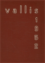 Page 1, 1952 Edition, Redbank Valley High School - Vallis Yearbook (New Bethlehem, PA) online yearbook collection