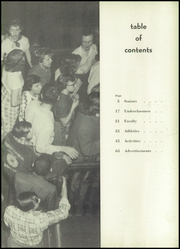 Page 7, 1952 Edition, Redbank Valley High School - Vallis Yearbook (New Bethlehem, PA) online yearbook collection