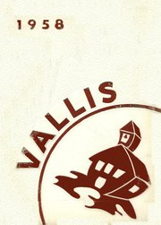 Page 1, 1958 Edition, Redbank Valley High School - Vallis Yearbook (New Bethlehem, PA) online yearbook collection