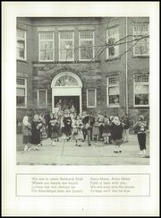 Page 10, 1958 Edition, Redbank Valley High School - Vallis Yearbook (New Bethlehem, PA) online yearbook collection