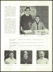 Page 15, 1958 Edition, Redbank Valley High School - Vallis Yearbook (New Bethlehem, PA) online yearbook collection