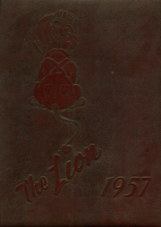 Page 1, 1957 Edition, Chestnut Ridge High School - Lion Yearbook (New Paris, PA) online yearbook collection