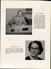 Page 13, 1959 Edition, Chestnut Ridge High School - Lion Yearbook (New Paris, PA) online yearbook collection