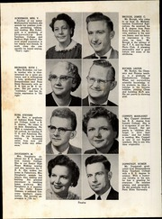 Page 16, 1959 Edition, Chestnut Ridge High School - Lion Yearbook (New Paris, PA) online yearbook collection