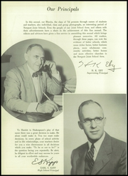 Page 10, 1954 Edition, Newport High School - Blunita Yearbook (Newport, PA) online yearbook collection