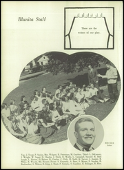 Page 6, 1954 Edition, Newport High School - Blunita Yearbook (Newport, PA) online yearbook collection