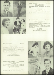 Page 14, 1955 Edition, Newport High School - Blunita Yearbook (Newport, PA) online yearbook collection