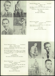 Page 16, 1955 Edition, Newport High School - Blunita Yearbook (Newport, PA) online yearbook collection