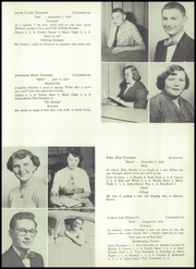 Page 17, 1955 Edition, Newport High School - Blunita Yearbook (Newport, PA) online yearbook collection