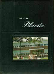 Page 1, 1959 Edition, Newport High School - Blunita Yearbook (Newport, PA) online yearbook collection