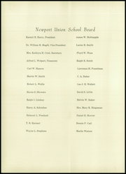 Page 10, 1959 Edition, Newport High School - Blunita Yearbook (Newport, PA) online yearbook collection
