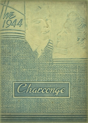 Page 1, 1944 Edition, Chartiers Houston High School - Charconge Yearbook (Houston, PA) online yearbook collection
