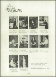 Page 16, 1944 Edition, Chartiers Houston High School - Charconge Yearbook (Houston, PA) online yearbook collection