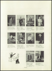Page 17, 1944 Edition, Chartiers Houston High School - Charconge Yearbook (Houston, PA) online yearbook collection