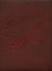 1951 Edition, Chartiers Houston High School - Charconge Yearbook (Houston, PA)
