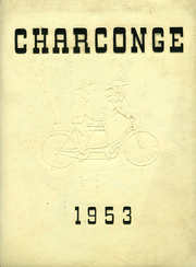 1953 Edition, Chartiers Houston High School - Charconge Yearbook (Houston, PA)