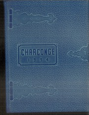 1954 Edition, Chartiers Houston High School - Charconge Yearbook (Houston, PA)