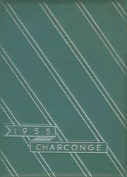 1955 Edition, Chartiers Houston High School - Charconge Yearbook (Houston, PA)