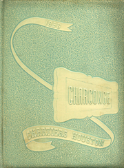1956 Edition, Chartiers Houston High School - Charconge Yearbook (Houston, PA)