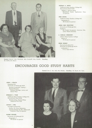 Page 13, 1957 Edition, Chartiers Houston High School - Charconge Yearbook (Houston, PA) online yearbook collection