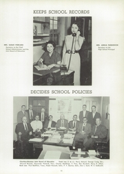 Page 15, 1957 Edition, Chartiers Houston High School - Charconge Yearbook (Houston, PA) online yearbook collection